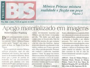 Tribuna - 07/08/2004