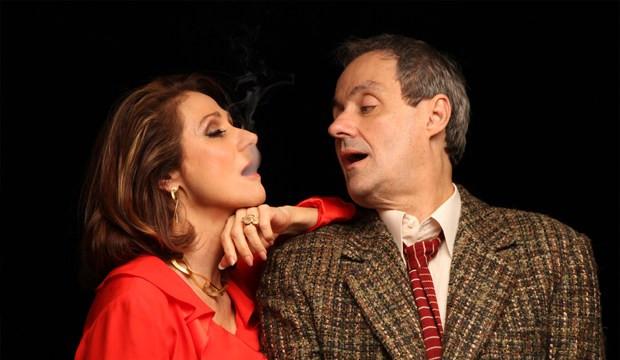 QUEM TEM MEDO DE VIRGINIA WOOF?  | teatro