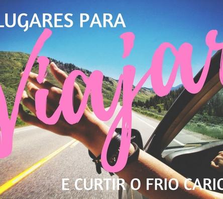 Vamos viajar? | 5 lugares para curtir o frio no Rio!