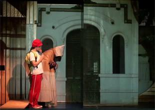 O PIRATA BARBA RUIVA   teatro
