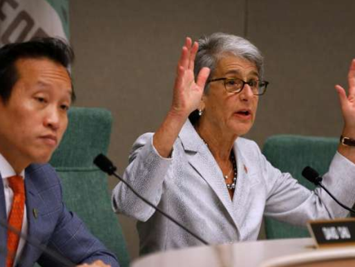 California could become first state to require women in boardrooms