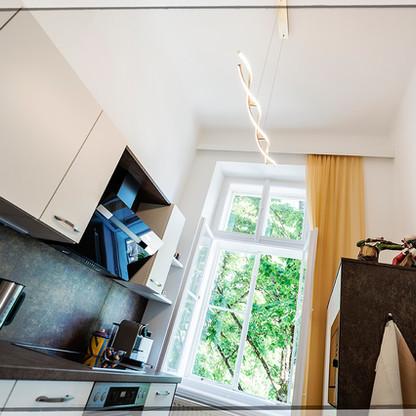 Galerie-Apartment REFUGIUM - Küche