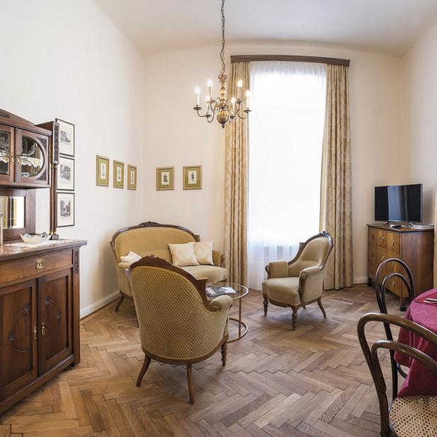KLEINOD - Wohnzimmer