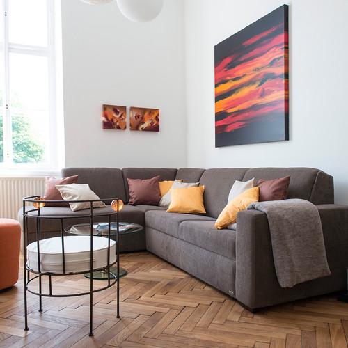 REFUGIUM - Wohnzimmer