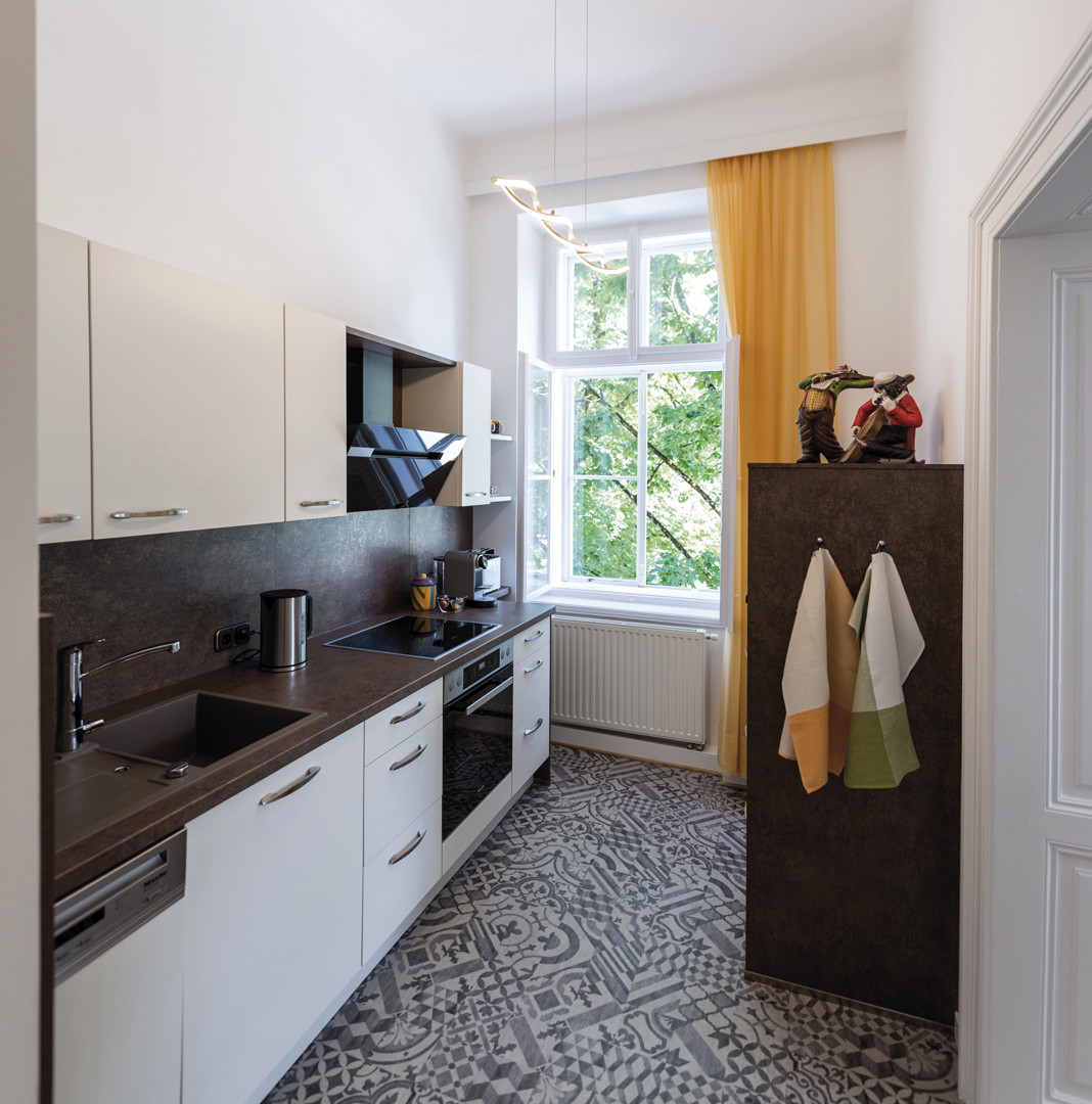 REFUGIUM - Küche
