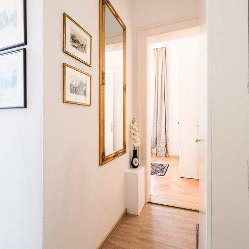 Nostalgie-Apartment KLEINOD - Vorraum