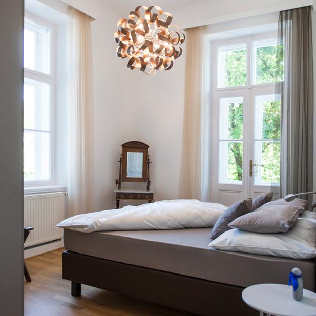 REFUGIUM Schlafzimmer