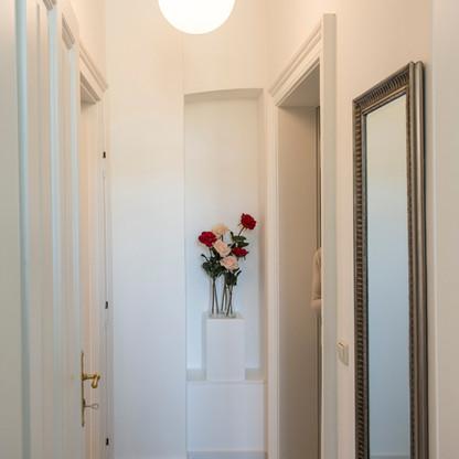 Galerie-Apartment REFUGIUM - Vorraum