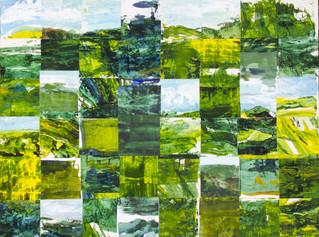 Taiapa # 6 : Landscape Subdivision Series