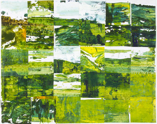 Taiapa # 3 : Landscape Subdivision Series