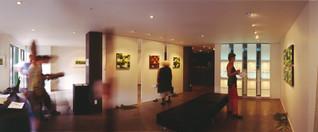 Satellite Gallery Exhibition, Auckland, CBD