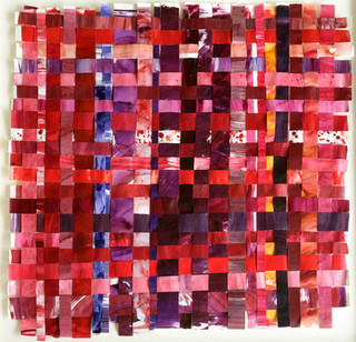 Woven Series - Red