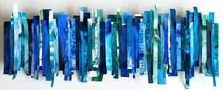Strips and Stripes Series - Blue