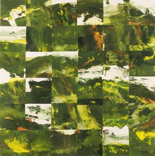 Erosion : Landscape Subdivision Series