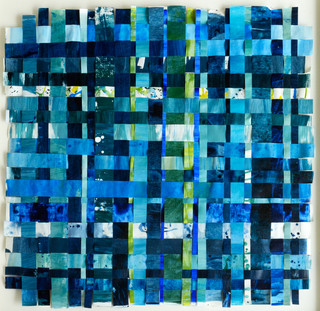 Woven Series - Blue