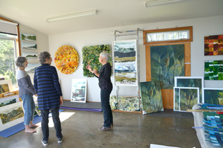 Muriwai Arts Open Studios 2019