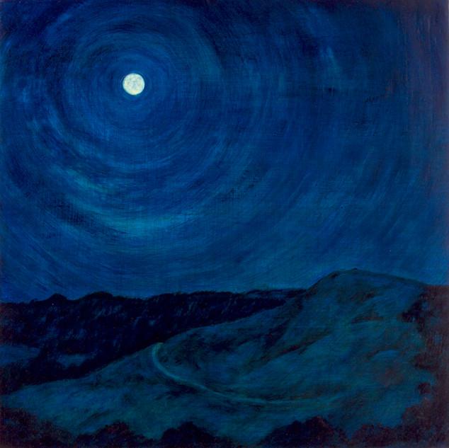 Full Moon # 2 : Night Sky Series