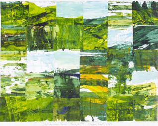 Taiapa # 5 : Landscape Subdivision Series