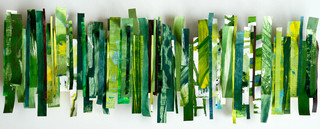Strips and Stripes Series - Green