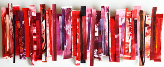 Strips and Stripes Series - Red
