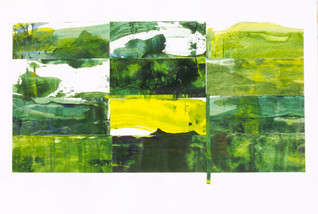 Greenfields # 3 : Landscape Subdivision Series