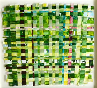 Woven Series - Green