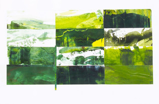Greenfields # 2 : Landscape Subdivision Series