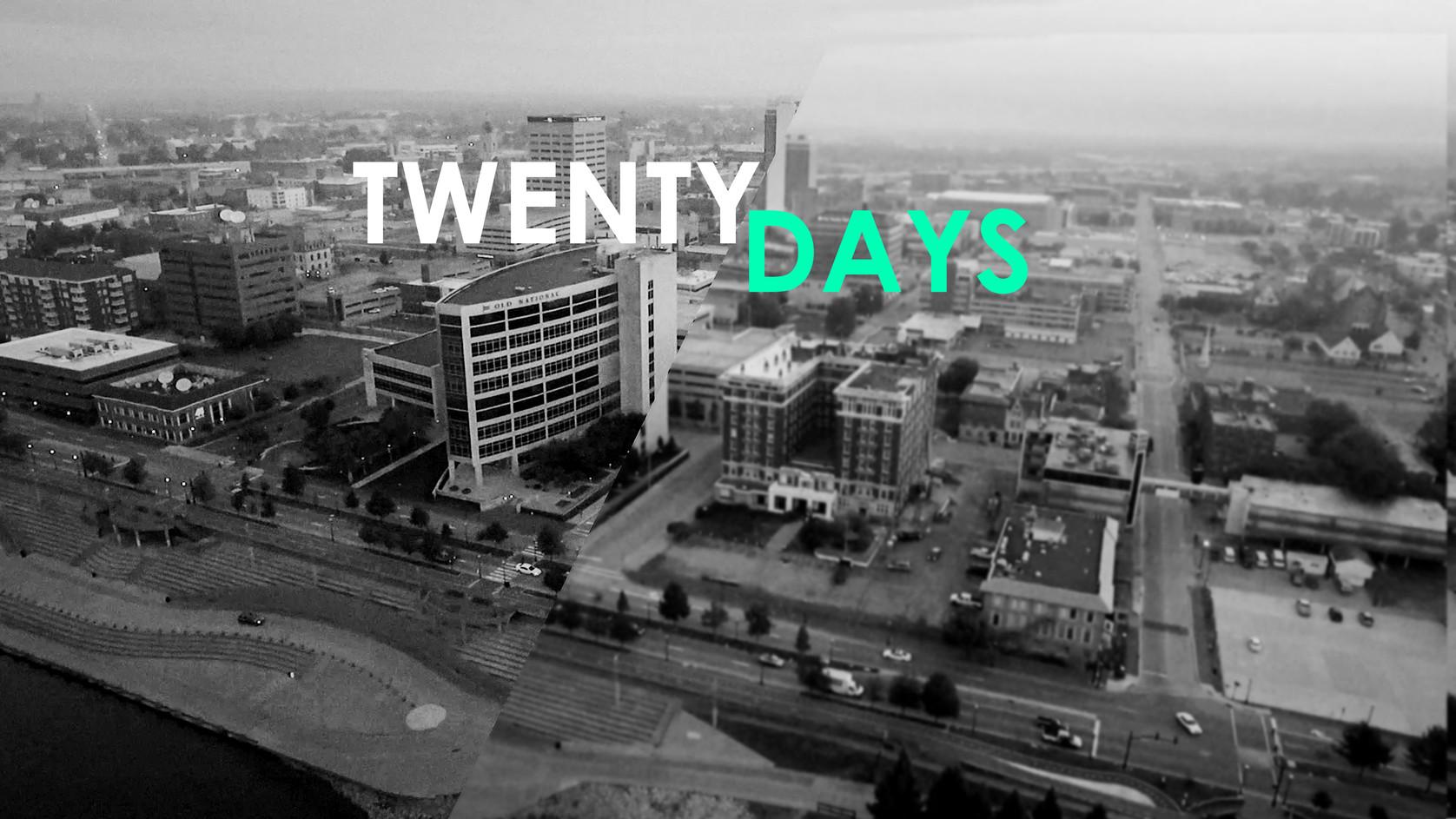 Twenty Days Prayer Guide