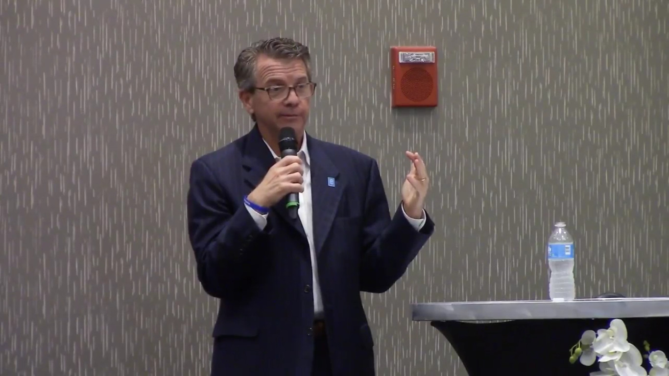 Mayor Winnecke on Evansville