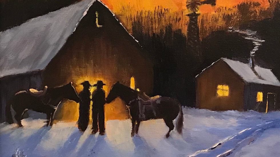 Cowboys Evening