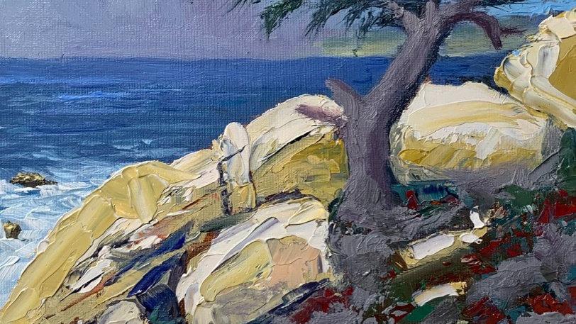 Ocean Cypress Tree