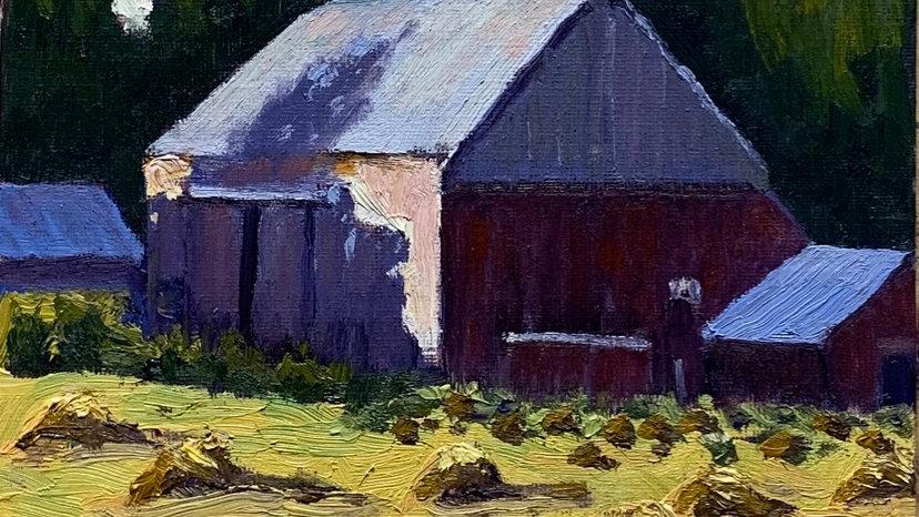 Amish Haystack Barn