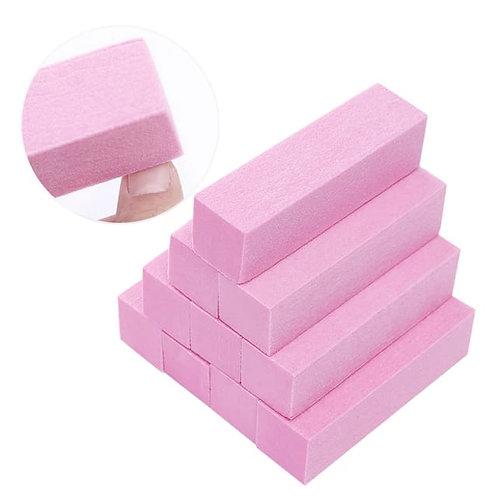 Nail Pad Block, Pink