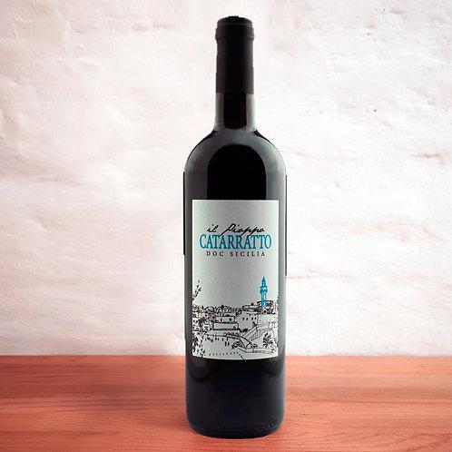 Catarratto Il Pioppo - 2017 (white wine, organic)