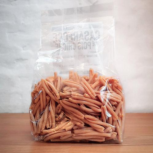 Gulten free pasta (chickpeas) 500gr