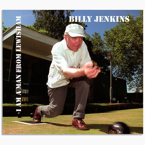 """I am a man from Lewisham"" CD by Billy Jenkins"