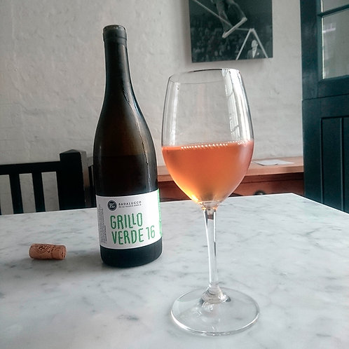Grillo Verde - 2017 (orange wine, natural)