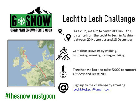 Lecht to Lech Challenge...are YOU up to it?