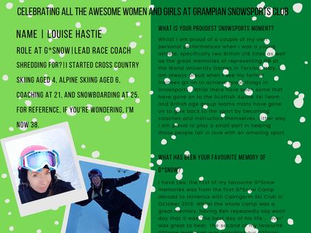 Women & Girls in Sport week