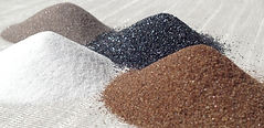 Abrasive grains