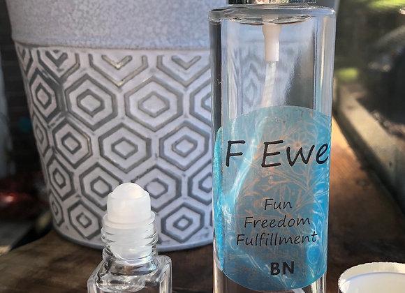 F.Ewe Fun Freedom and Fulfillment