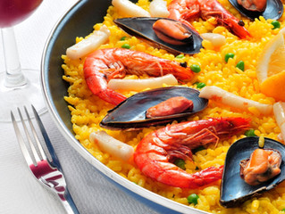 Is paella healthy?
