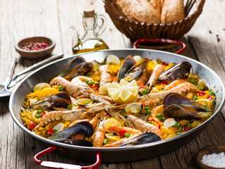 Why is Paella a Timeless Dish?