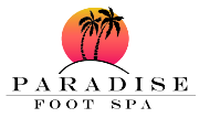 Paradise_Foot_Spa_Logo_by_The_Red_Design