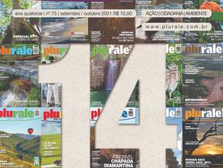 Nova edição de Plurale marca os 14 anos da revista especializada em sustentabilidade