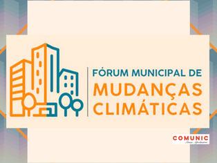 Niterói promove Fórum de Mudanças Climáticas