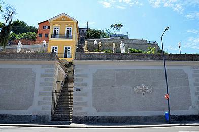 Jardim do Valongo (RJ) - Foto: Alexandre Macieira/Riotur