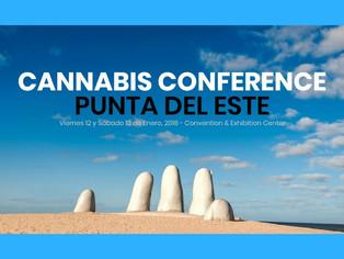 Uruguai vai sediar Cannabis Conference