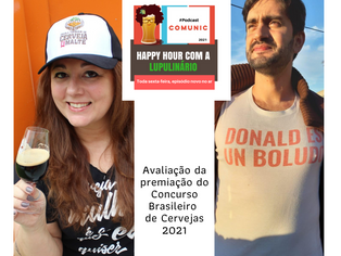 Happy Hour com a Lupulinário 02-04-2021