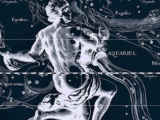 Feliz ano novo astrológico